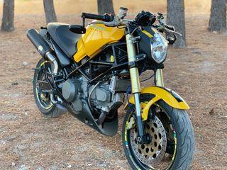 Ducati Monster 600 café racer