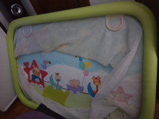 parque de bebe