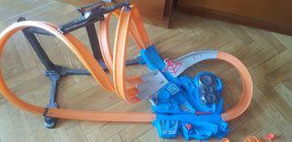 Hot Wheels - Looping-Actionpark Pista