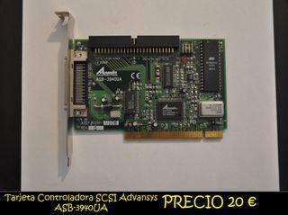 Controladora SCSI Advansys ASB-3940UA
