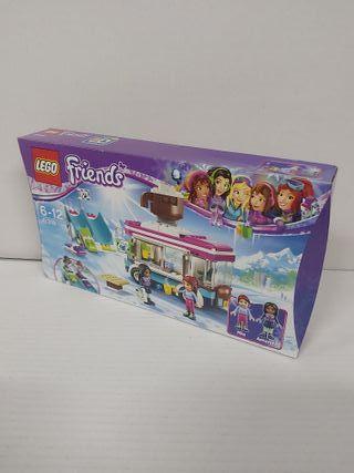 LEGO FRIENDS 41319 CHOCOLATE CALIENTE