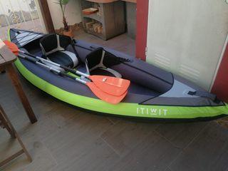 Vendo Kayak de 2 plazas