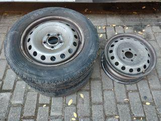 Llantas Opel vivaro (3)