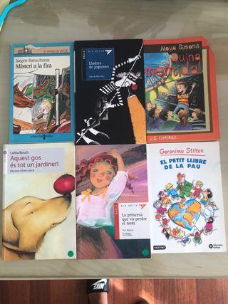 libros infantiles catalán