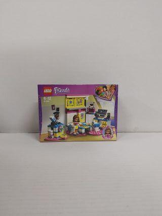 LEGO FRIENDS 41329 DORMITORIO DE OLIVIA