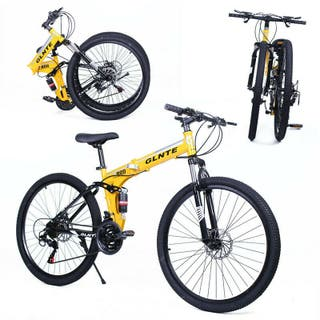 Bicicleta Mountain Bike Plegable Aluminio Adventur