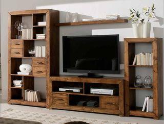 Muebles rustico comedor