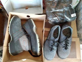 Zapatos seguridad 39 Nuevos!!