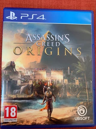 Assasin's Creed Origins PS4