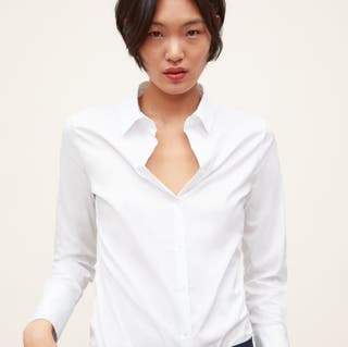 camisa o blusa de zara