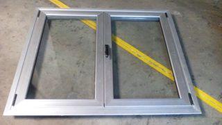 Ventana de aluminio URGE VENTA