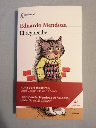 El rey recibe. Eduardo Mendoza