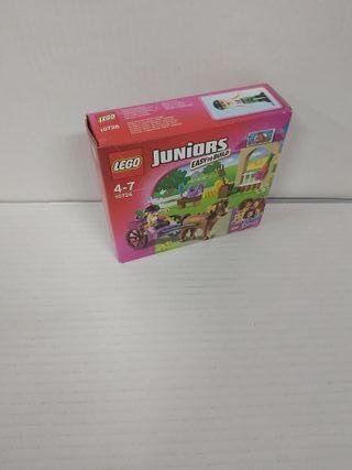 LEGO FRIENDS 10726 CARRUAJE N3