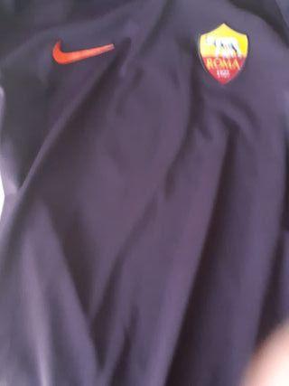 camiseta entrenamiento roma