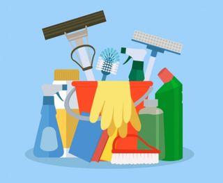 limpieza en geneal de pisos casa chalex