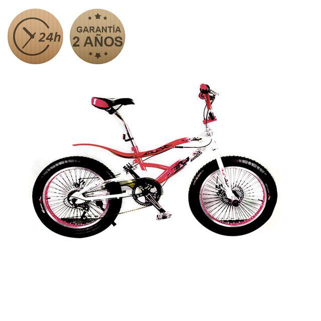 Bicicleta Bmx Dirt Jump