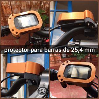Qicycle EF1 protector para barras de 25,4 mm