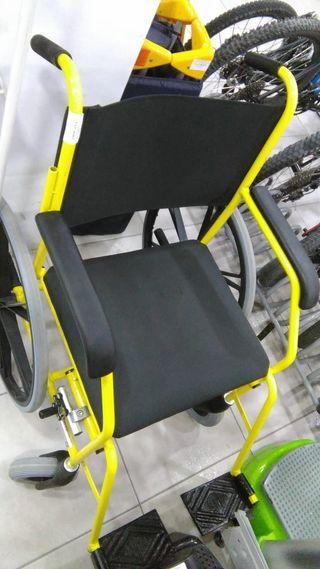 Silla de ruedas Ciclos Palanca
