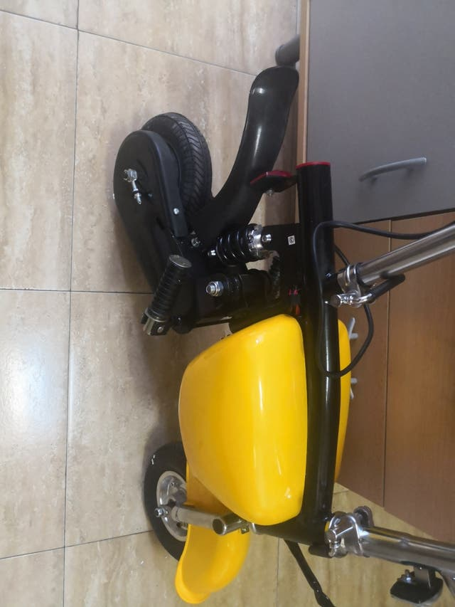 mini scooter electrico speed