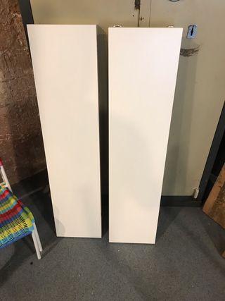 2 estanterias Lack Ikea