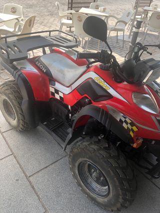 Quad Aeon Cobra RS II 125cc