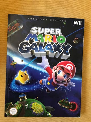Guía Súper Mario Galaxy