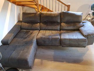 URGE Sofá chaise longue