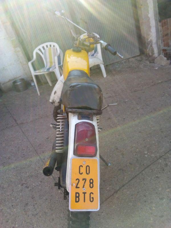 se vende Minicross pluss clásica