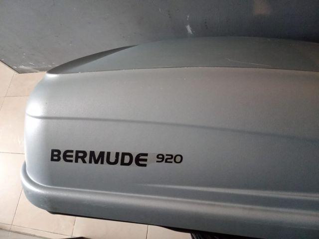 Cofre Bermude 920 Norauto apertura trasera