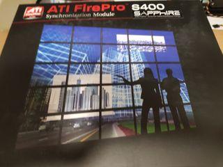 Tarjeta de sincronización ATI FirePro S400