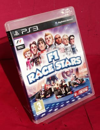 PS3 F1 RACE STARS COMPLETO