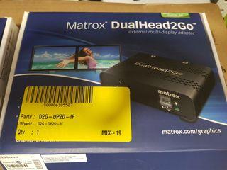 multimonitor Matrox DualHead2Go Digital SE