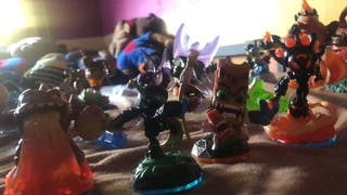 Pack skylanders 30 en total PS3