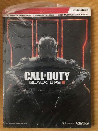 Guía Call of Duty Black Ops 3