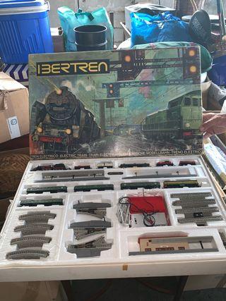 Ibertren Tren eléctrico