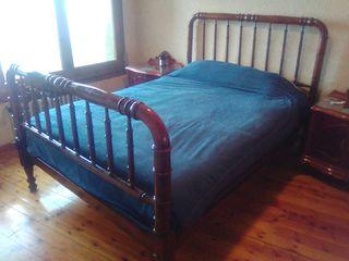 camas antiguas en perfecto estado