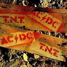 AC/DC Vinilo T.N.T