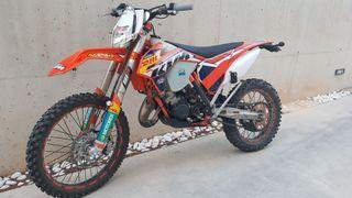 KTM EXC 125 SIX DAYS 2014