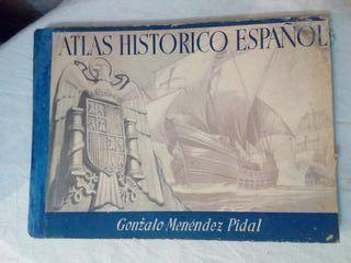 Atlas historico español
