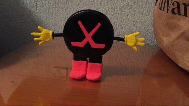 Disco Hockey Toy Story hockey puck