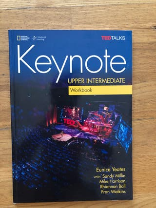 Keynote workbook