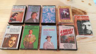 cintas cassette camarón