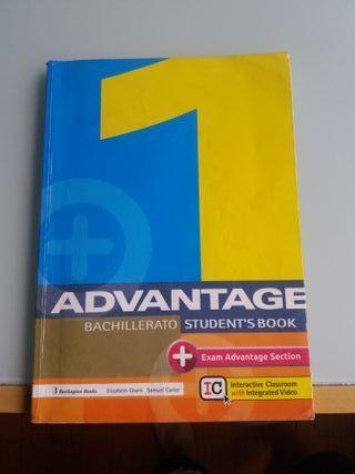 Libros de Ingles 1º Bachillerato
