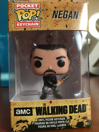 Figura Pop Negan Walking Dead