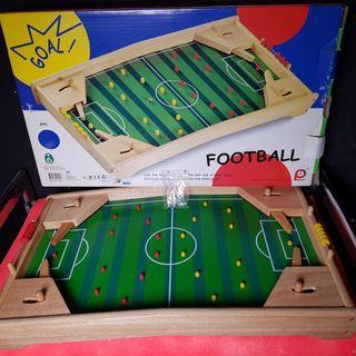 futbolín tipo pinball