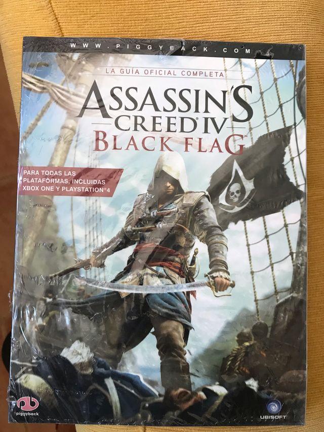 Guía Assasins Creed IV Black Flag