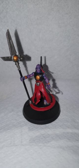 Etereo imperio tau. Warhammer 40000