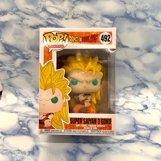 Funko POP Dragon Ball. Super Saiyan 3 Goku