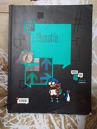 Libro texto FILOSOFÍA 4 ESO