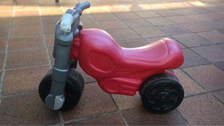 Moto bebé